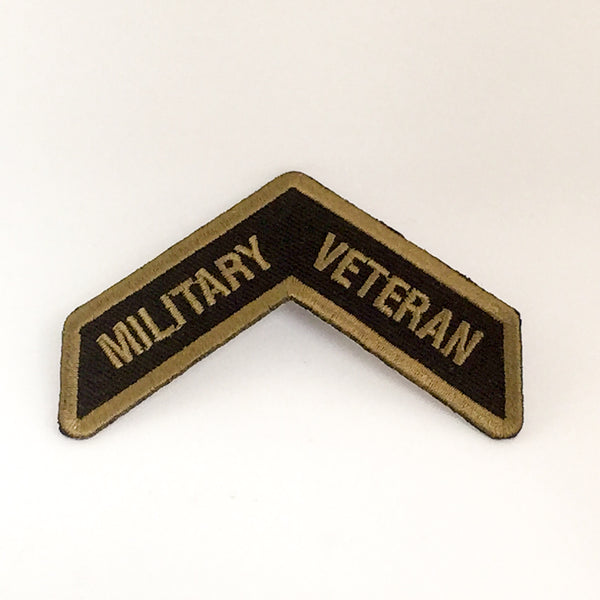 "OBC Armada Chevron ""Military Veteran"" *Free with any purchase to Veterans"