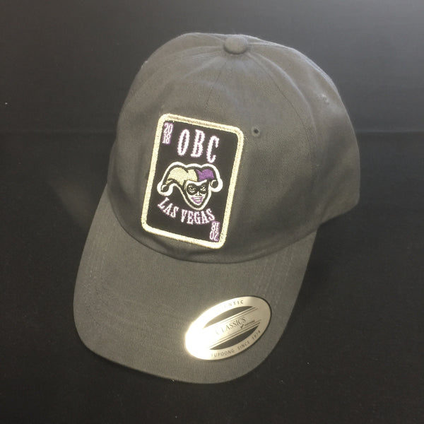 Hat OBC2018LV Patch Dad Hat Gray