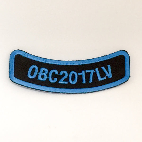 OBC Armada OBC2017LV Patch