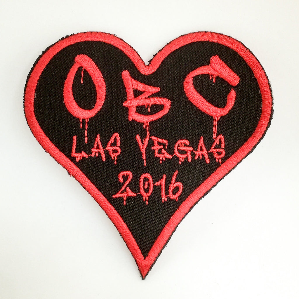 OBC2106LV Heart patch