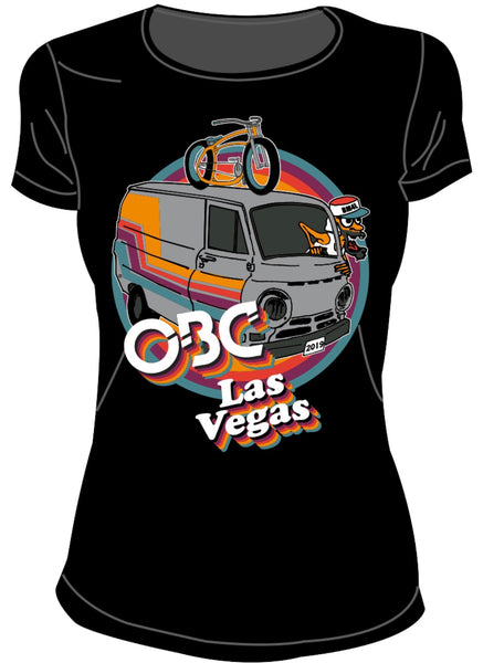 OBC2019LV Ladies Show Shirt