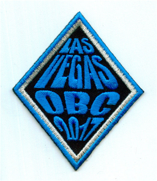 OBC2017LV Diamond Patch