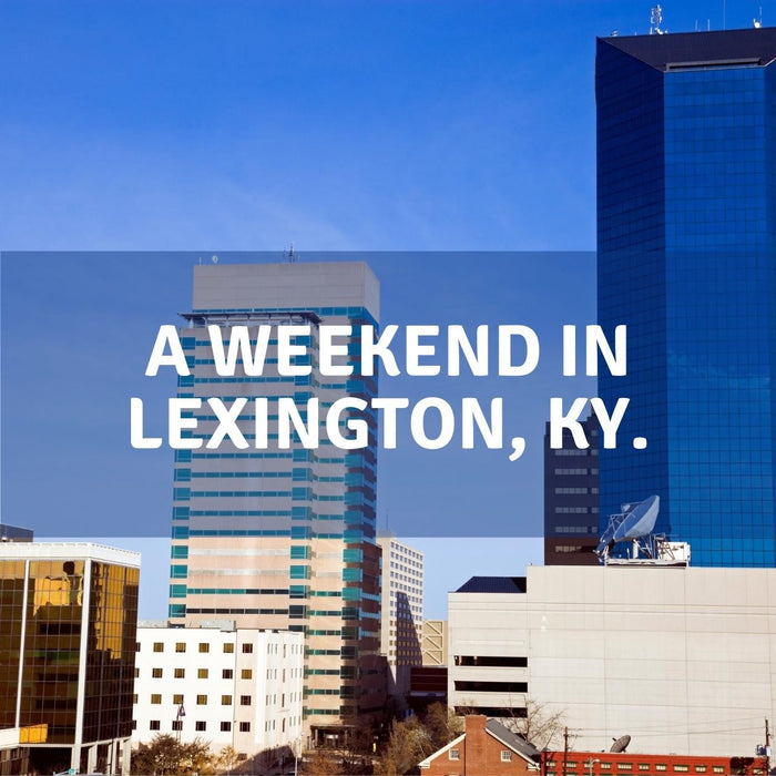 things to do in lexington ky