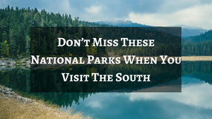 Don't Miss These National Parks When You Visit The South