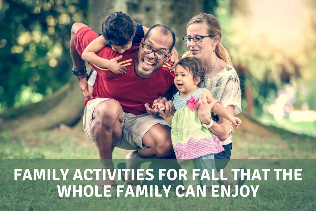 Family Activities For Fall That The Whole Family Can Enjoy