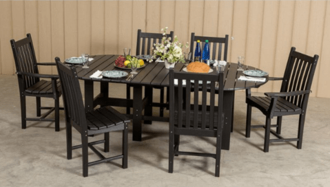 5 Significant Advantages of Wildridge Poly Furniture For Your Outdoor