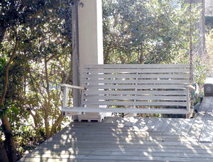 How to Build a Porch Swing - and if all else fails... buy one!