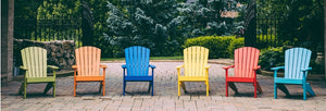 The #1 Rated Online Porch Swing, Patio and Adirondack Furniture Store!