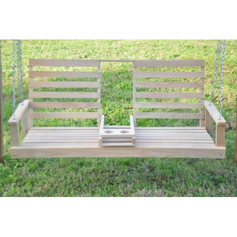 Outdoors - Oak Porch Swing - Benefits of Oak-Based Furniture