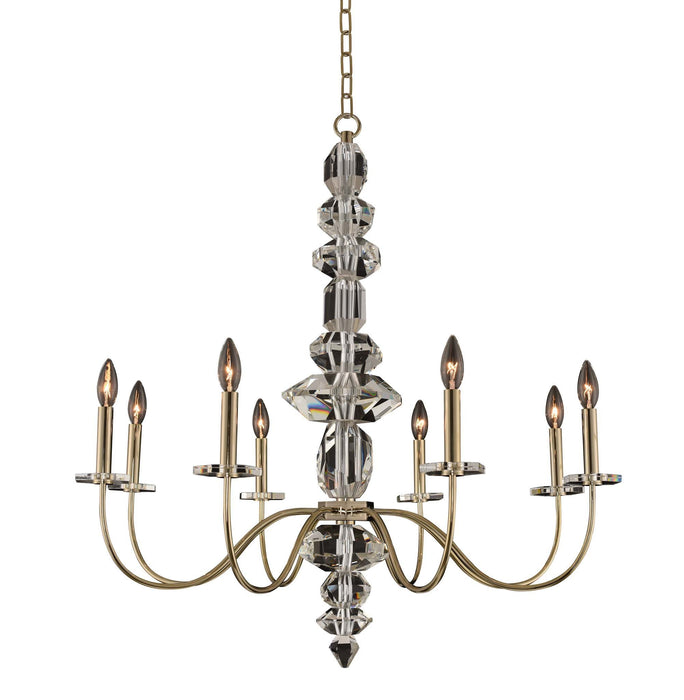 Allegri Bolivar 8 Light Chandelier Chandelier 031251-041-FR001 720062296165