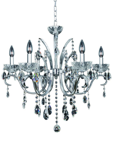 Allegri Catalani 6 Light Chandelier Chandelier 023854-010-FR001 720062257173