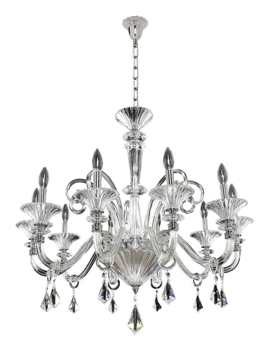 Allegri Chauvet 10 Light Chandelier Chandelier 026952-010-FR001 720062278185