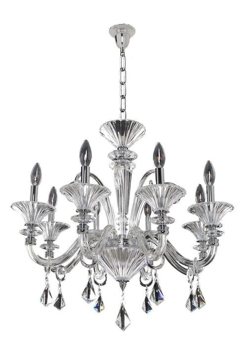 Allegri Chauvet 8 Light Chandelier Chandelier 026951-010-FR001 720062278178