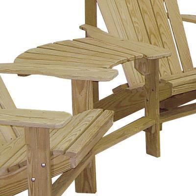Hershy Way Hershy Way Cypress Adirondack Chair Turkey Tail Connector Adirondack Chair Turkey Tail Connector C1470