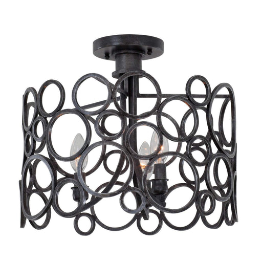 Kalco Kalco Anello 1 Light Mini Pendant Mini Pendant 31410