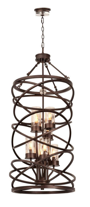 Kalco Kalco Atlantis 5 Light Chandelier Chandelier 6077CR 720062030363
