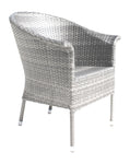 Panama Jack Athens Woven Armchair Without Chushion Chair 895-1130-WW 193574049954