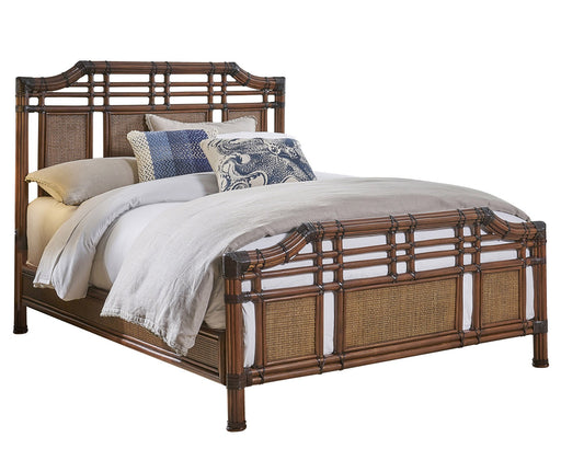 Panama Jack Palm Cove Queen Complete Bed Queen Bedroom Sets 1102-5643-ATQ-QB 811759029620