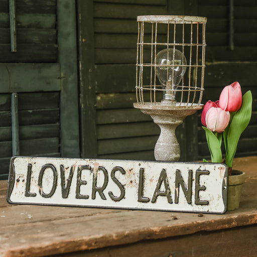 Ragon House Ragon House Lovers Lane Road Sign Signs & Wall E183179 840132901031