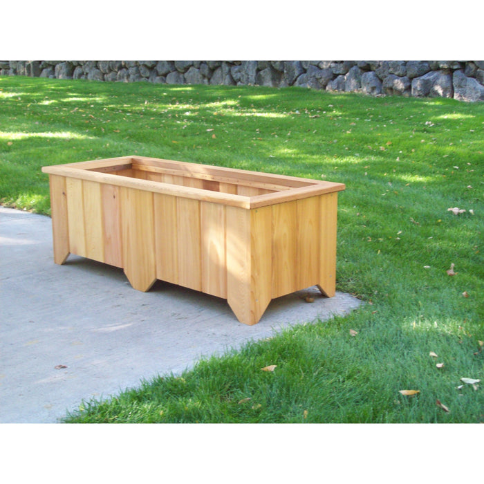 Wood Country Wood Country Cedar Planter Box #6 Planter Box