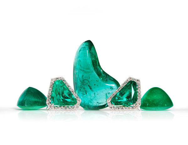 The love affair with emeralds - Tayma Page Allies