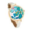 TAYMA Floating Islands limited edition watch - Pearl white