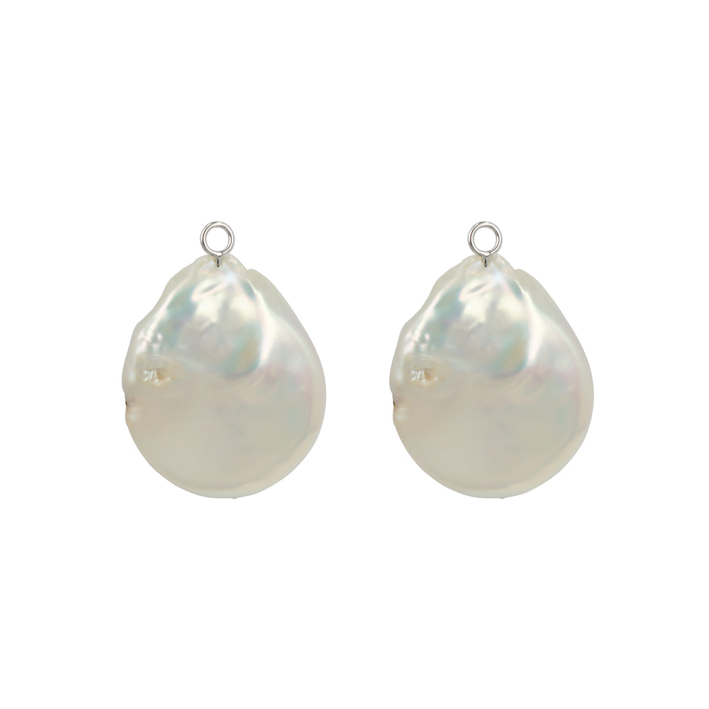 Fresh water pearl drops
