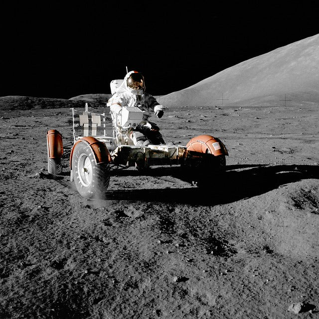 The Chinese Lunar Rover Has Traveled 345 Meters on the Hidden Side of the Moon