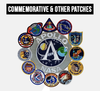 COMMEMORATIVE AND OTHER PATCHES