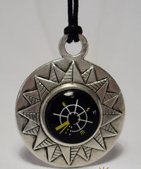 COMPASS WINDROSE PENDANT