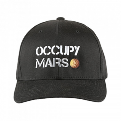 SPACEX OCCUPY MARS CAP