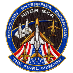The Final Mission' Patch
