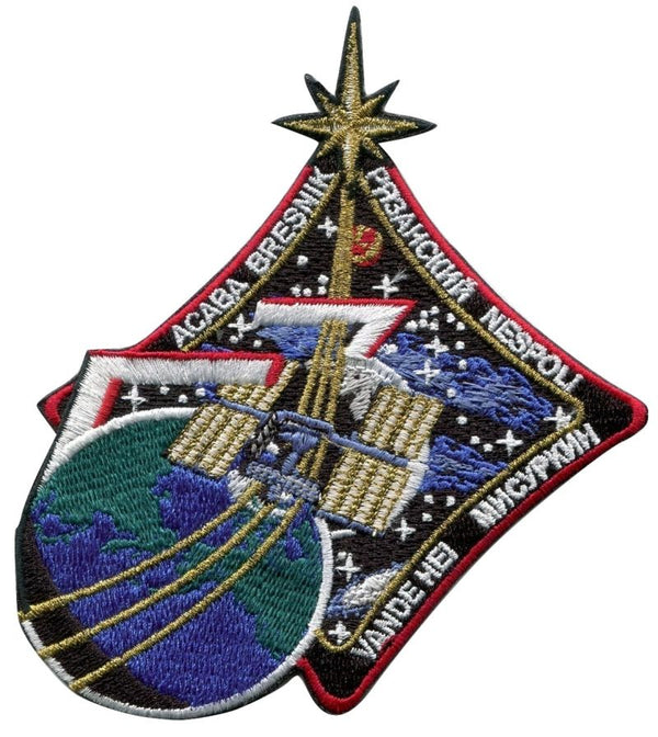 EXPEDITION 53 MISSION PATCH