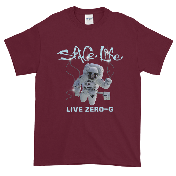 SPACE LIFE - LIVE ZERO-G  in Adult Sizing