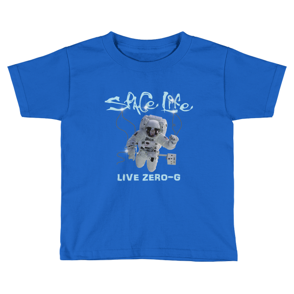 SPACE LIFE - LIVE ZERO-G  in TODDLER Sizing