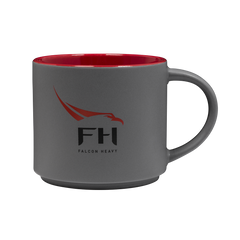 SPACEX FALCON HEAVY MUG