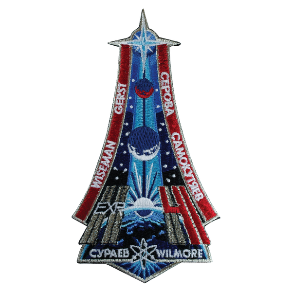 Expedition Mission 41 Patch - The Space Store