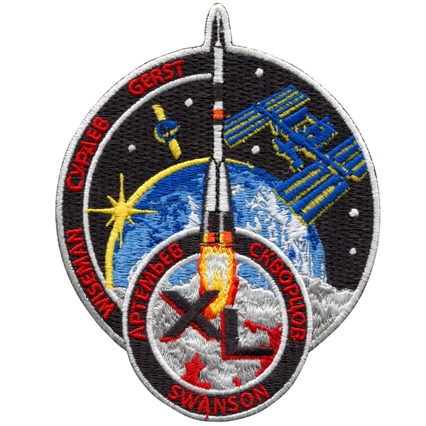 Expedition 40 Mission Patch