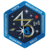 EXPEDITION 43 MISSION PATCH - The Space Store