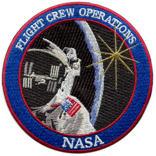Flight Crew Operations Patch - The Space Store