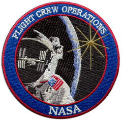Flight Crew Operations Patch