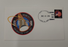 Orion EFT-1 Cover