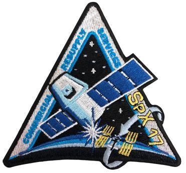SPX 17 Mission Patch - The Space Store