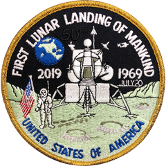 Apollo 'First Landing'  50th Anniversary Edition