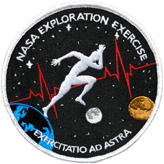 NASA Exploration Exercise Patch