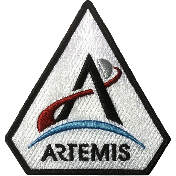 Artemis Program Patch - The Space Store