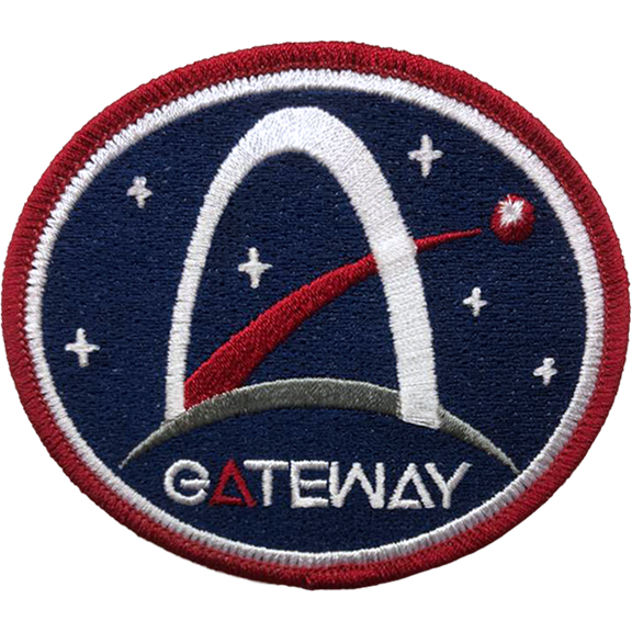 Lunar Orbital Platform Patch - The Space Store