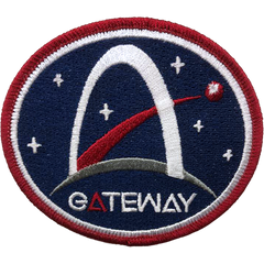 Lunar Orbital Platform Patch