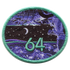 Expedition 64 Mission Patch