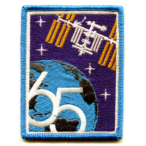Expedition 65 Mission Patch